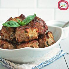Polpette di carne - fried meat balls italian