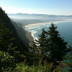 I grew up on this Mountain, 80 miles due West of Portland.  Addicted to views like this ever since.  Go there.