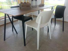 Ostoslistalle : retrohenkiset tuolit...edelleen ;)