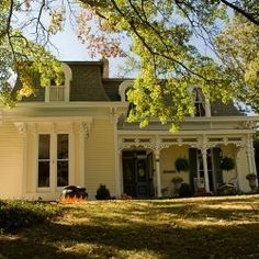 one story victorian homes | ... one-and-one-half-story Pabodie House is Wyoming's only pure Second