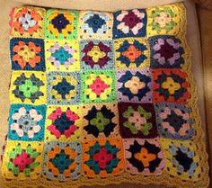 Ravelry: pekeapoomom's Baby Granny Square Blanket