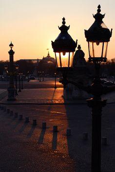 Place de la Concorde (+ Grand Palais) - Paris