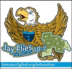 Teachers: Bring Jay Eagle to your classroom! Sign-up for this project to introduce your students to the Fed and help them explore their local economy.