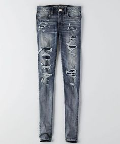 These jeans are made out of WHAT?!