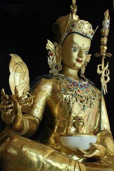 Guru Rinpoche, Padmasambhava – founder of Tibetan Buddhism