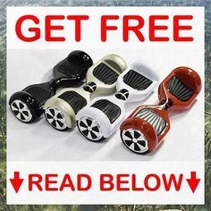 Get a FREE IO Hawk Segway Hoverboard 2016 (Giveaway) | HOVERBOARD ...