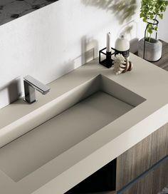 Arredo bagno personalizzato su misura. Puntotre produce mobili bagno ...