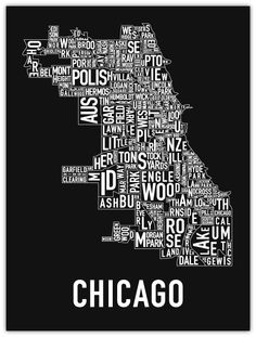 chicago for the walls