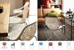 Caprice Chair. Si los espacios vacíos tuvieran deseos, Caprice fuera el primero de ellos #MoberContigo