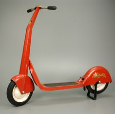 Yes please, I would like an art deco scooter