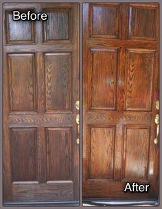 A front door that POPS! ://.painterati.com/enhance-your-exterior-and-fascinate-your-friends/ | Enhance your Exterior! | Pinterest | Front doors ... & A front door that POPS! http://www.painterati.com/enhance-your ... Pezcame.Com