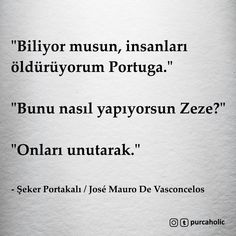 """""""You know, I& killing people, Portuga. - I wonder . a lot . Poetry Quotes, Book Quotes, Words Quotes, Sayings, Neon Words, Meaningful Words, Funny Texts, Sentences, Quotations"""