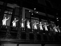 Balcony Jockeys.