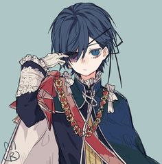 Find images and videos about anime, kuroshitsuji and black butler on We Heart It - the app to get lost in what you love. Anime Kuroshitsuji, Black Butler Kuroshitsuji, Ciel Anime, Black Butler Anime, Black Butler 3, Fanarts Anime, Anime Characters, Anime Style, Vocaloid