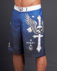 Affliction Board Shorts