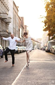 Dancing along Auguststraße, Berlin. Photo by @Ashley Ludäscher for sisterMAG N°5