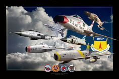 Reunion poster for 36th Tactical Fighter Wing (1953-1994) Bitburg Air Base, Germany...DONE