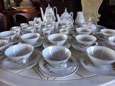 Resultado de imagem para porcelanas antigas