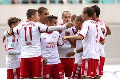 FSV Frankfurt vs RB Leipzig