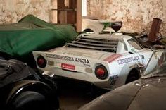Lancia Stratos barn find