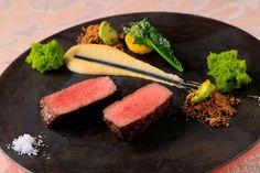 ホテル インターコンチネンタル 東京ベイで珠玉のダブル熟成牛に舌鼓