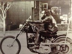 """Sonny Barger from the movie; """"Hells Angels 69"""""""