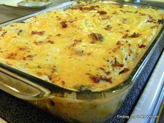 Twice Baked Potato Casserole from @Finding Joy In My Kitchen
