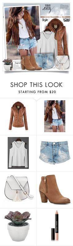 """""""inspired"""" by sneky ❤ liked on Polyvore featuring OneTeaspoon, Yoki, ALDO, Torre & Tagus, Bobbi Brown Cosmetics, yoins, yoinscollection and loveyoins"""