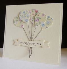 FS585 ~ Floral Balloons