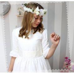 home - Golositos Ropa Infantil Girls Dresses, Flower Girl Dresses, Communion Dresses, Peplum, Wedding Dresses, Tops, Women, Fashion, Dresses Of Girls