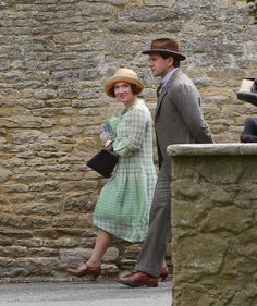 Downton Abbey Season 4: The Nanny sets her eyes on Branson!!!