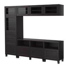 BESTÅ Storage combination w doors/drawers IKEA Hide or display your things by combining open and closed storage. Inspiration Ikea, Coffee Table Inspiration, Home Decor Furniture, Living Room Furniture, Furniture Design, Furniture Storage, Ikea Entertainment Center, Shelving Systems, Built In Storage