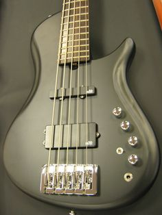 Brubaker Brute Series MJXSC-5 in matte black!