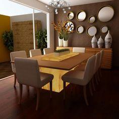 Mejores 43 imágenes de Adornos alegres para tu mesa de comedor en ...