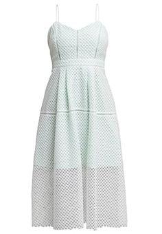 PLUNGE - Sukienka letnia - mint