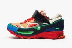 The Raf Simons x Adidas Collection is a Modern Take on the 80s #summerstyle #summerfashion trendhunter.com