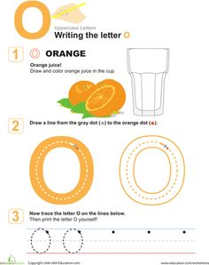 Letter-writing isn't just what happened before e-mail -- it's also an important step for preschoolers to learn before they begin a long journey to reading success. Give them a proper sendoff with these worksheets on uppercase letters. Letter O Worksheets, Kindergarten Math Worksheets, Free Printable Worksheets, Writing Worksheets, Printables, Preschool Letter M, Alphabet For Kids, Alphabet Tracing, Alphabet Activities