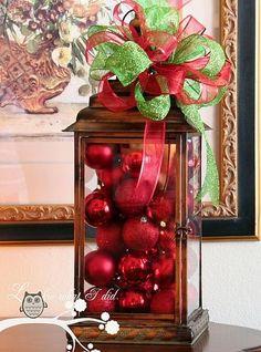 HomeGoods | Lantern Love: Holiday glam