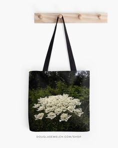 Queen Anne's Lace Totes and Much More!  Get your today at http://ift.tt/2i1uX76  Also available on iPhone cases laptop sleeves pillows mugs and more!  #flowers #garden #plants #nature #outdoors #products #cards #clothing #arts #crafts #technology #iphone #cases #bags #totes #photography #prints #home #housewares #journals