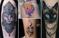 İflah olmaz bir kedi severseniz ve bu sevgiyle yetinmeyip dövme olarak vücudunuzda taşımak istiyorsanız, sayfadaki kedi dövmeleri tam size göre.