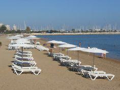 Playa de la Marineta, en Dénia #CostaBlanca
