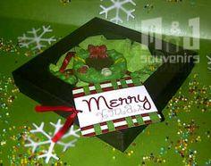 Caja para dulces Modelo : 10x3 con display