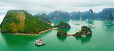 #VietnamHolidays offer countless scenes of natural beauty, ethnic culture, and imperial history, of timeless traditional villages, idyllic sea resorts and dynamic cities. For more info @ http://www.vietnameseprivatetours.com/vietnam-holidays/