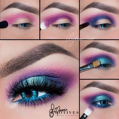 """6,523 Likes, 40 Comments - Motives Cosmetics Official (@motivescosmetics) on Instagram: """"Get this Gorgeous look from #MotivesMaven @elymarino using all #MotivesCosmetics! STEPS: 1.Begin by…"""""""
