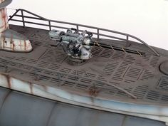 U-Boat Type VII C by Chris Wauchop (Revell 1/72)
