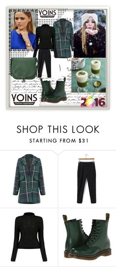 """YOINS 28"" by ramiza-rotic ❤ liked on Polyvore featuring Dr. Martens and Vince Camuto"
