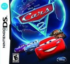 Disney Games, Disney Pixar Cars, Cars Characters, Game Data, Nintendo Ds Lite, Ds Games, High Tech Gadgets, Lightning Mcqueen, Animation Film