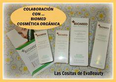 Hola amores!!! Hoy os enseño unos productos que he recibido desde BIOMED, cosmética natural y orgánica. En el blog os doy toda la información. Besotesss. #lascositasdeevabeauty #blog #blogger #beautyblog #beautyblogger #bloggerespaña #bloggerbelleza #beautyaddict #cosmetica #colaboracion #cosmeticanatural #cosmeticaorganica #belleza #beauty #facial #face #body #corporal #probando #BIOMED