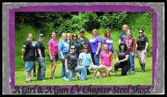 ShootSpts: Lehigh Valley chapter of A Girl & A Gun holds steel shoot - http://www.gunproplus.com/shootspts-lehigh-valley-chapter-girl-gun-holds-steel-shoot/