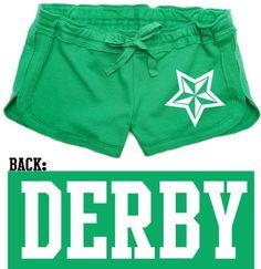 Chrissy Derby Star Shorts